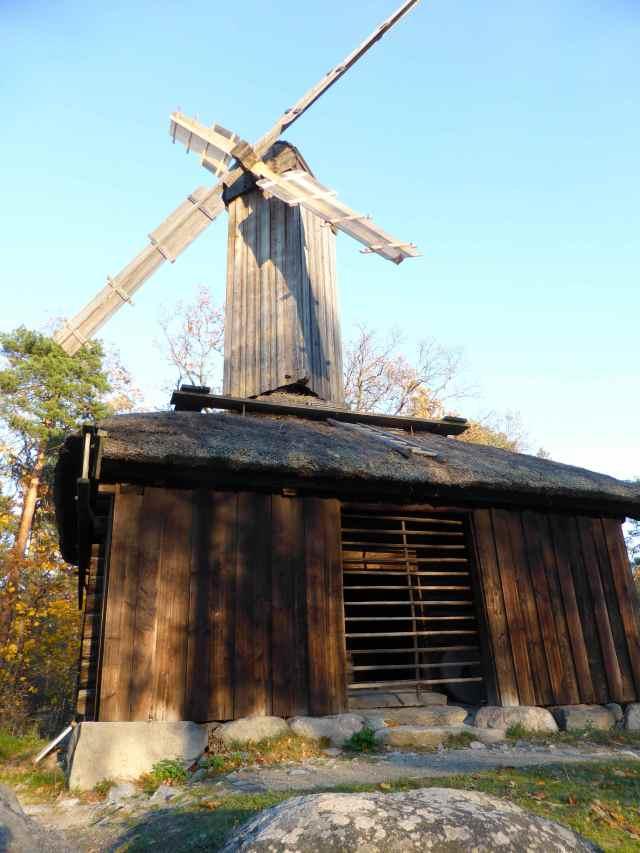 Frammestad windmill