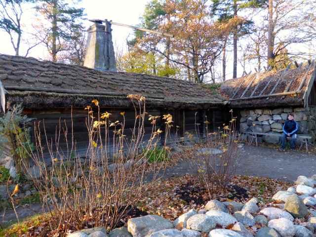 Hornborga Cottage