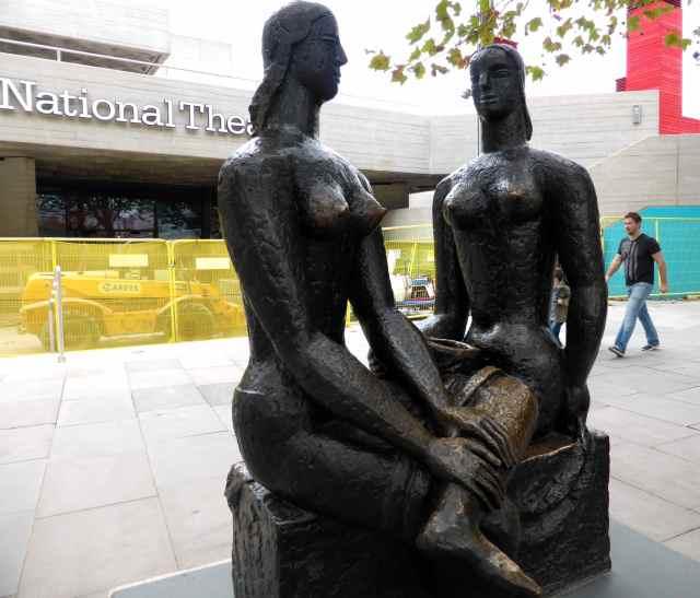 lady statue
