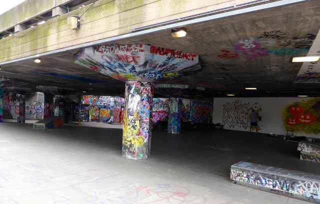 NT graffitti