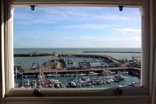 Ramsgate harbour 18-10-14