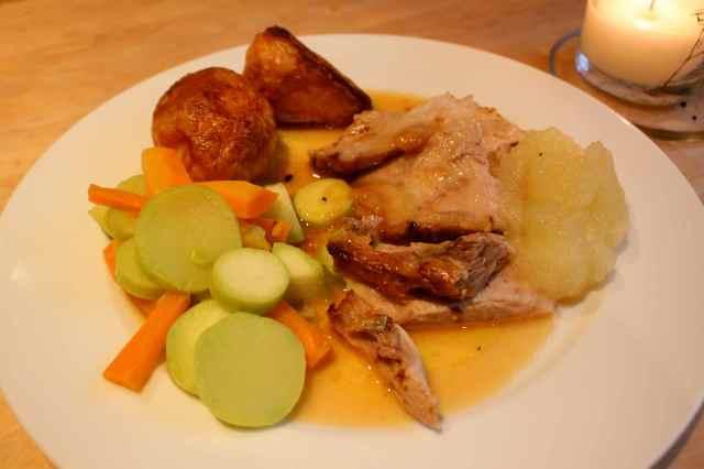 roast pork 11-10-14
