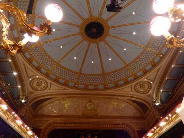 ROH ceiling