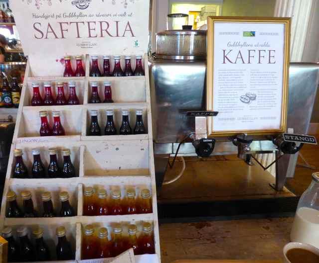 Safteria and Kaffe