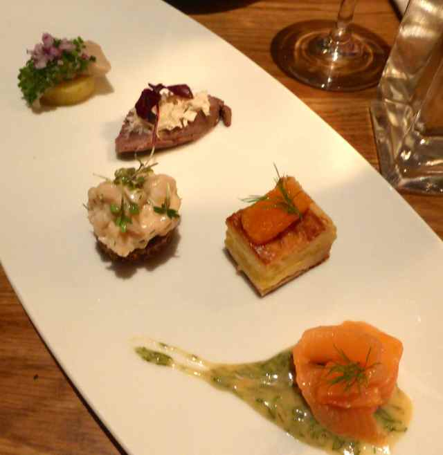 starters at Nalen
