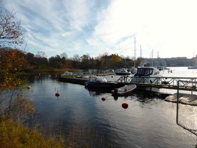 Stockholm boats
