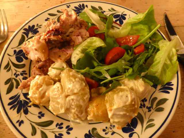 chicken dinner 9-11-14