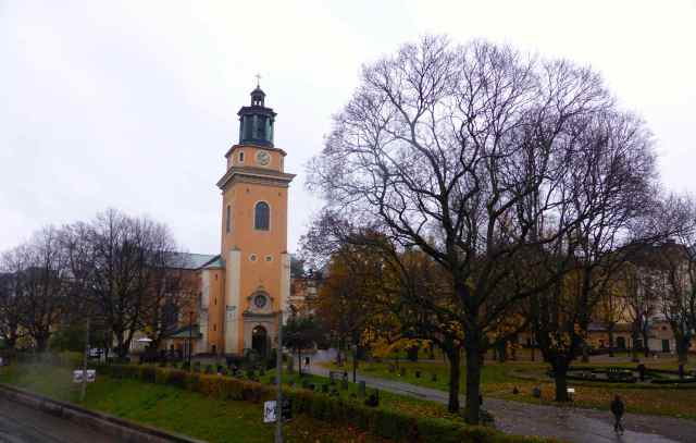church in Sodermalm