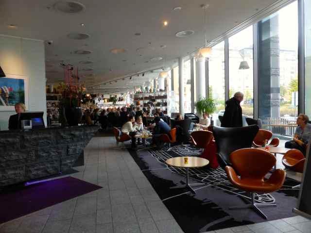 Clarion lobby 2