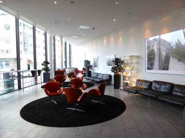 Clarion lobby