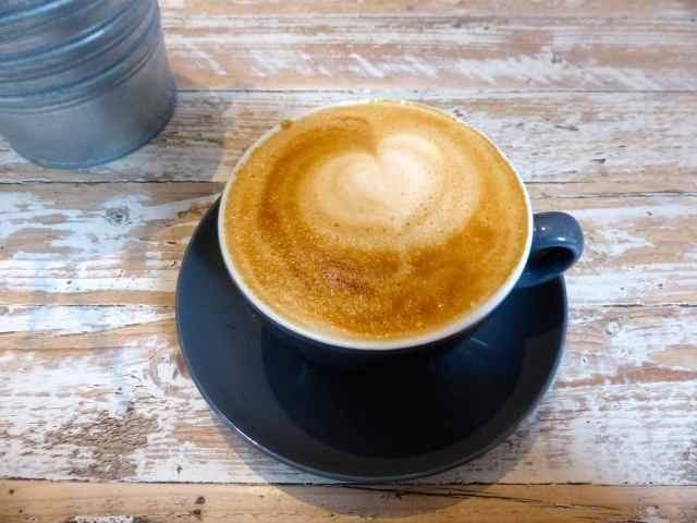 Cocolicious latte