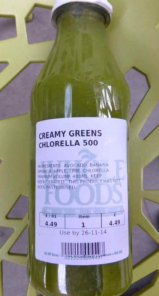Creamy Greens