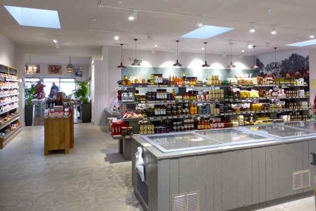 Hartley shop interior