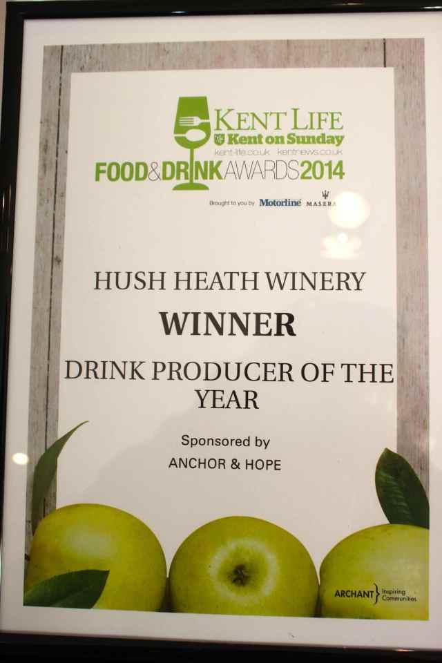 Kent Life awards