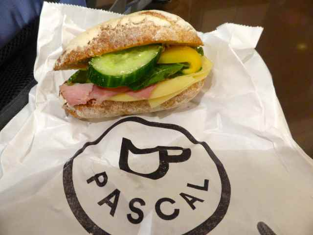Pascal sandwich