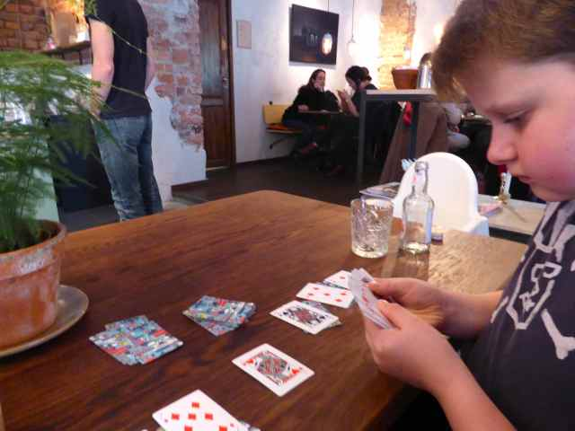 playing cards in Pascal