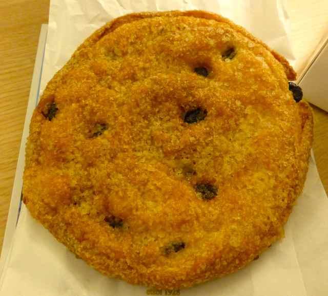 sugar pastry