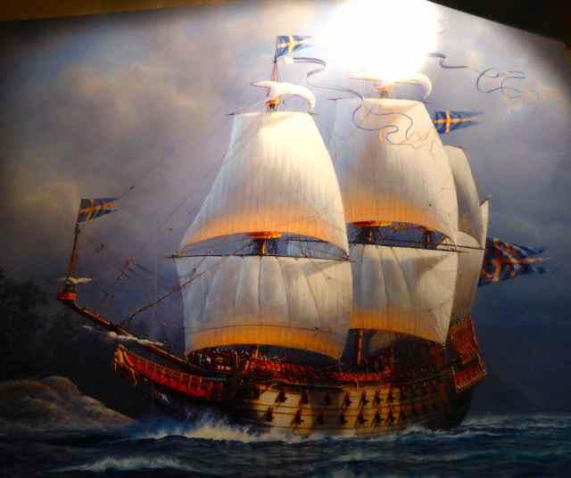 Vasa painting