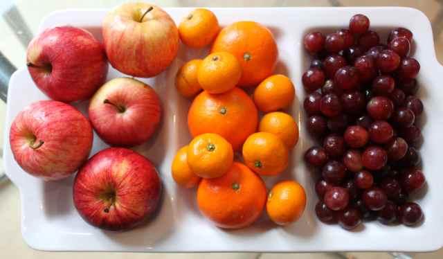 3 fruits Dec