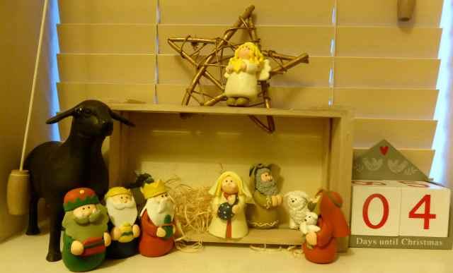 Abi's nativity