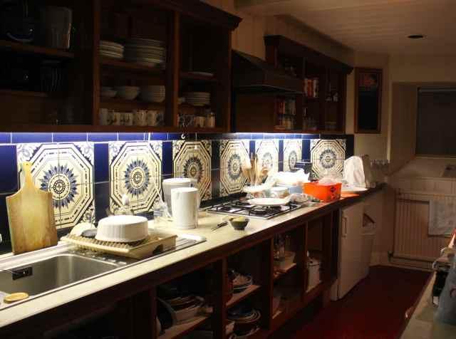 Aunty H's kitchen