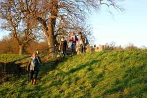 Bodiam walk 3 Dec
