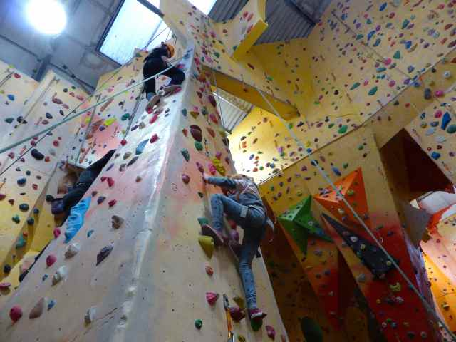 climbing 4