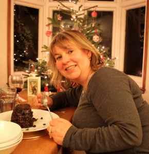 Sally's Christmas pudding