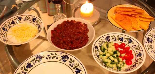 taco supper