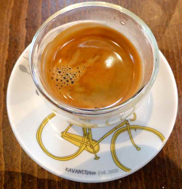 Zizzi Espresso