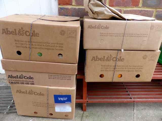 A&C boxes