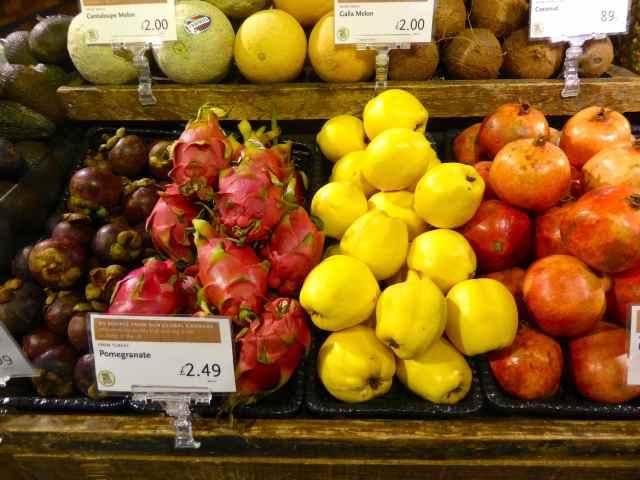 fruit in WFM