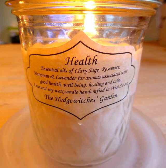 Health candle