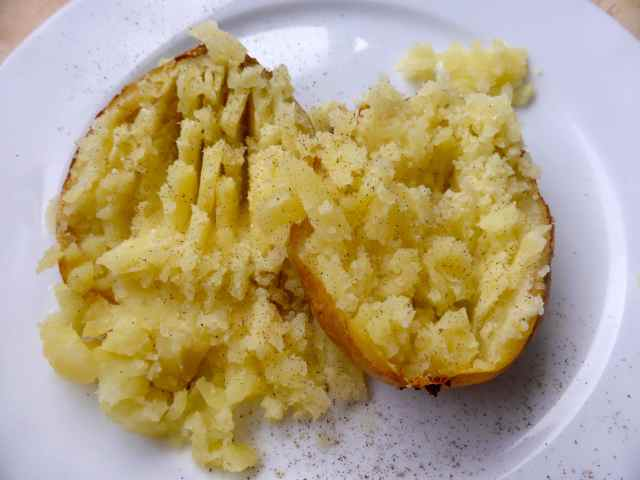 jacket potato s&p