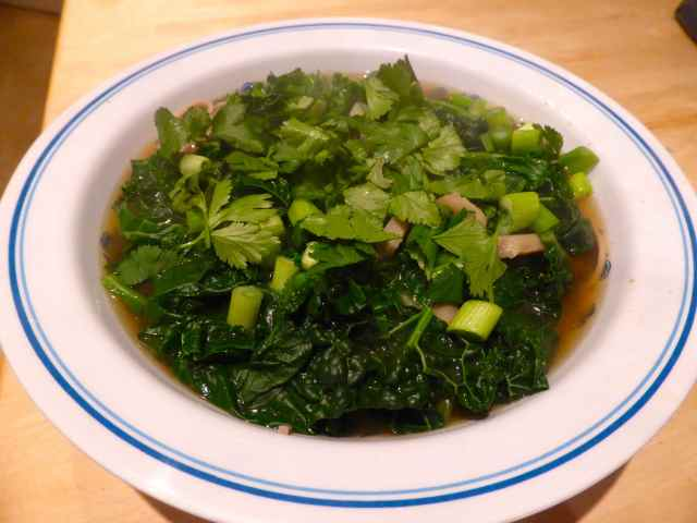 miso greens 2