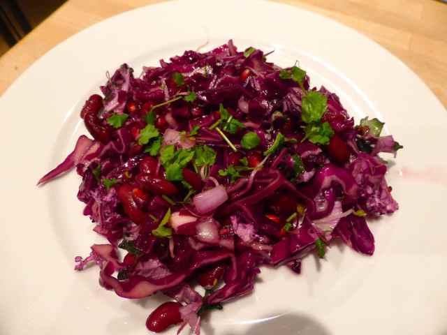 pink salad 1