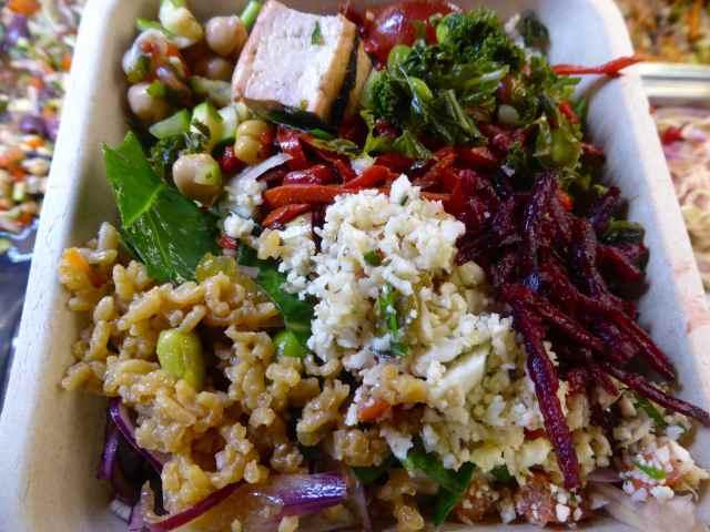 WFM salad
