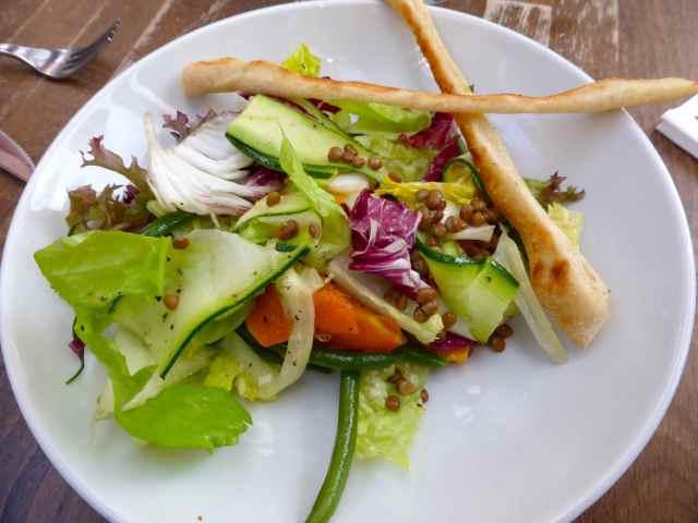 zizzi salad