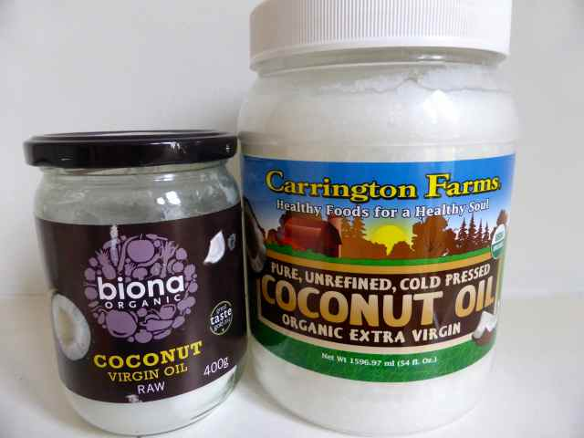 Caringtons coconut oil