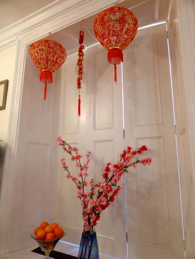 Chinese decs at Burrell's