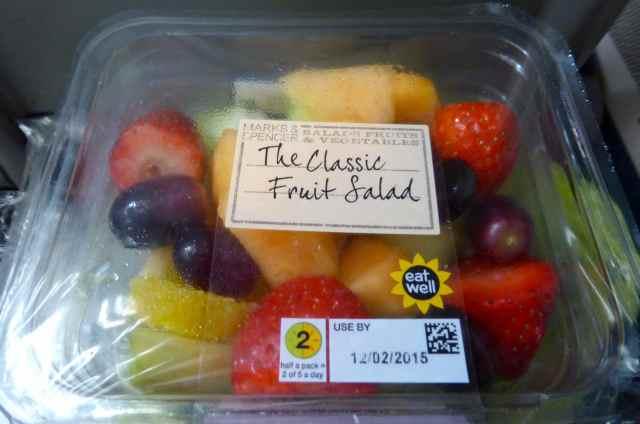 classic fruit salad