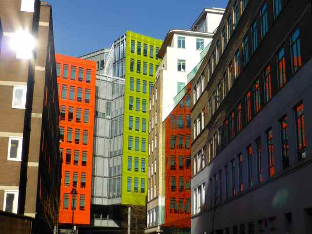colourful London 4