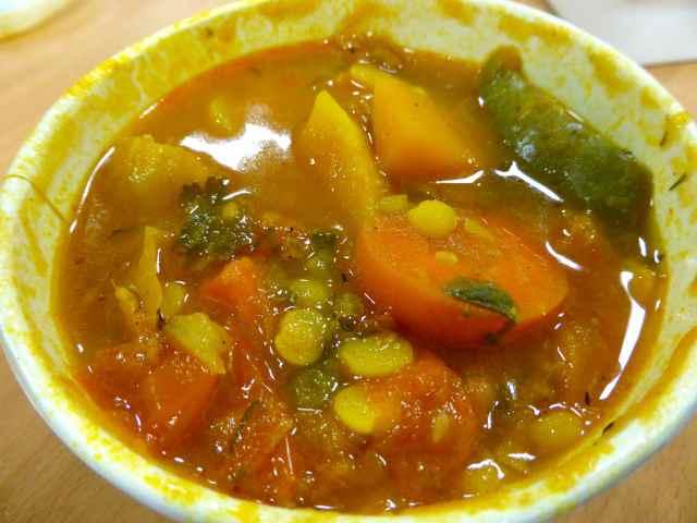 FFT Iranian stew