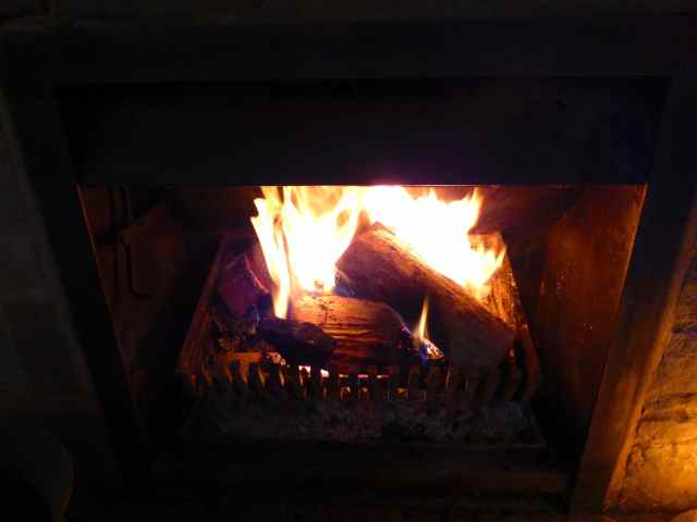 fire on a Sunday