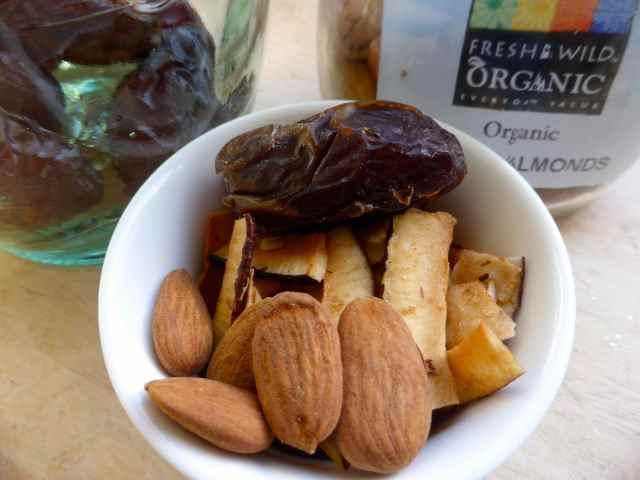 nuts coconut