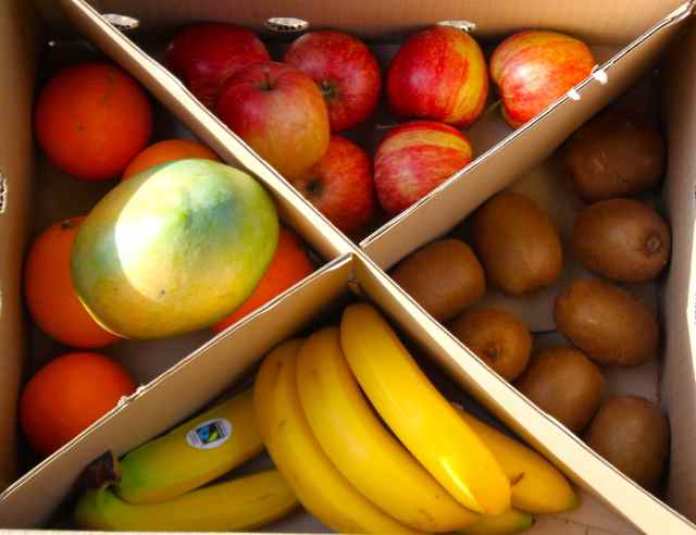 A&C large fruit box