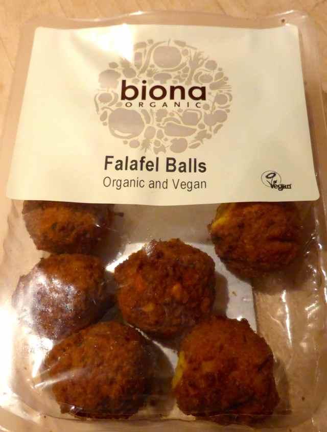 Biona falafel