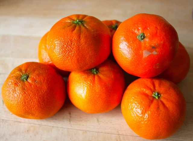 clementines for smoothie