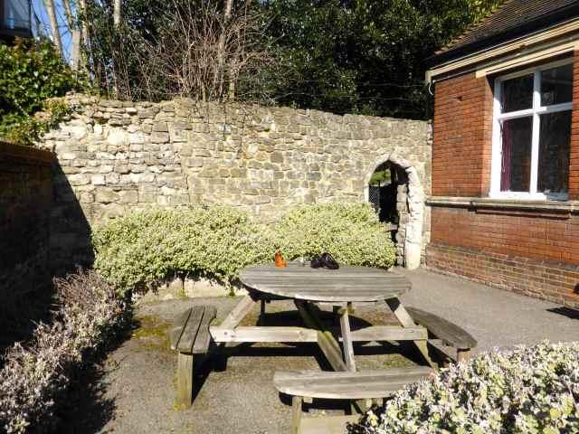 Maidstone doorway