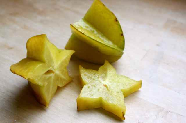 star fruit in 3 bits